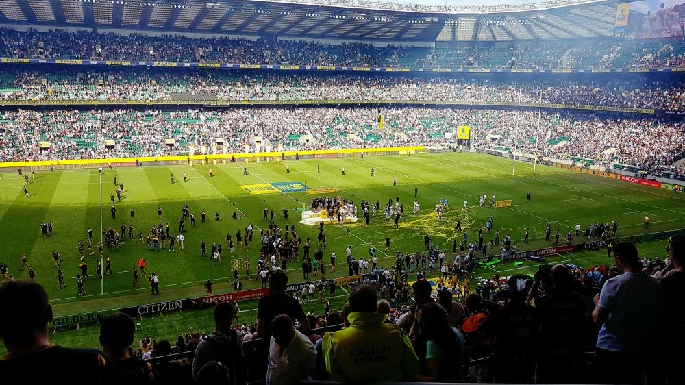 Twickenham Stadium - Thelastpaige