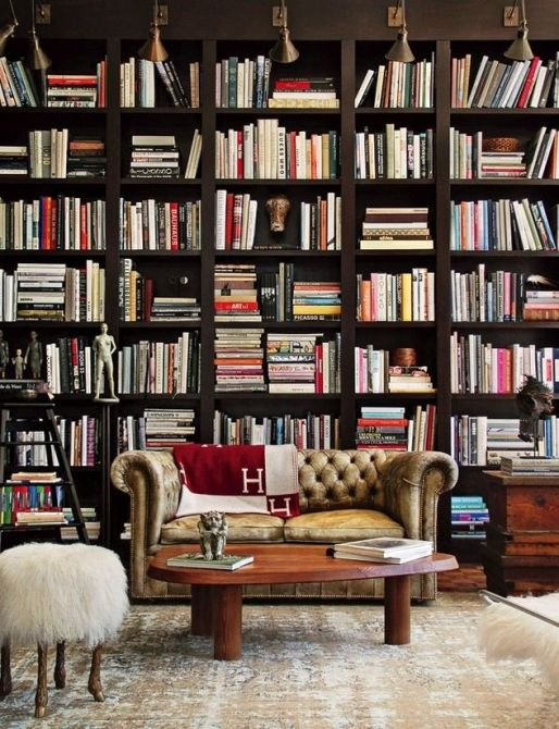furniture-diy-classic-style-of-floor-to-ceiling-bookshelves-in-floor-to-ceiling-bookshelves