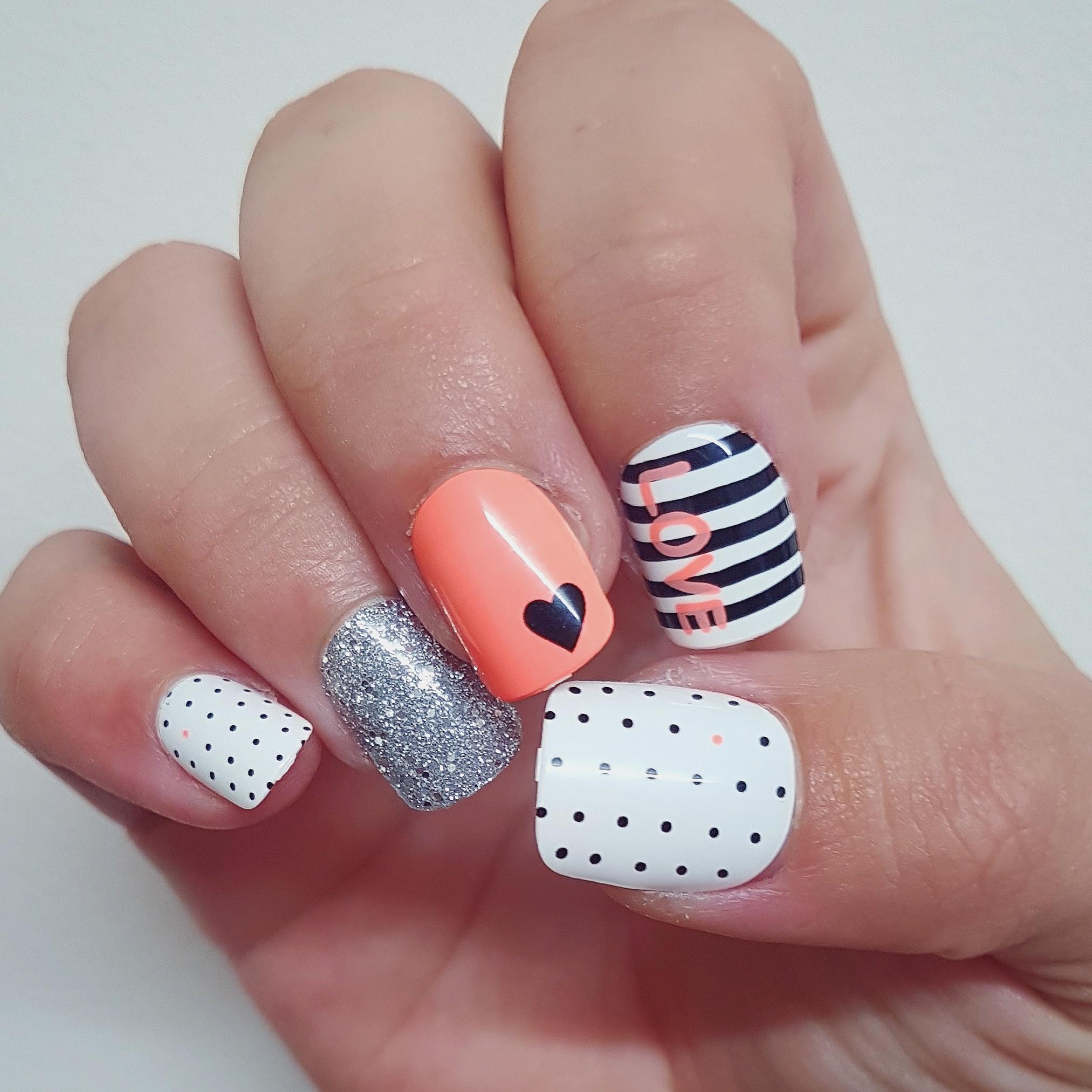 Impress Press On Nails Designs